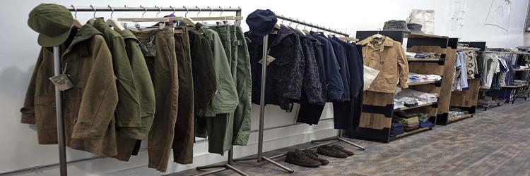 Engineered Garments - ремейк американской спецодежды