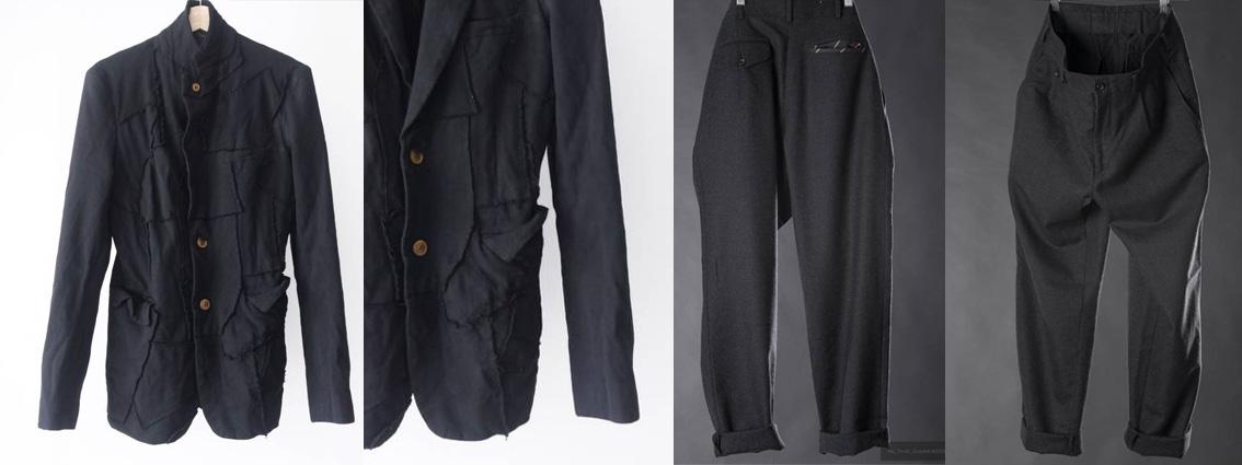 Comme des Garcons одежда мужская