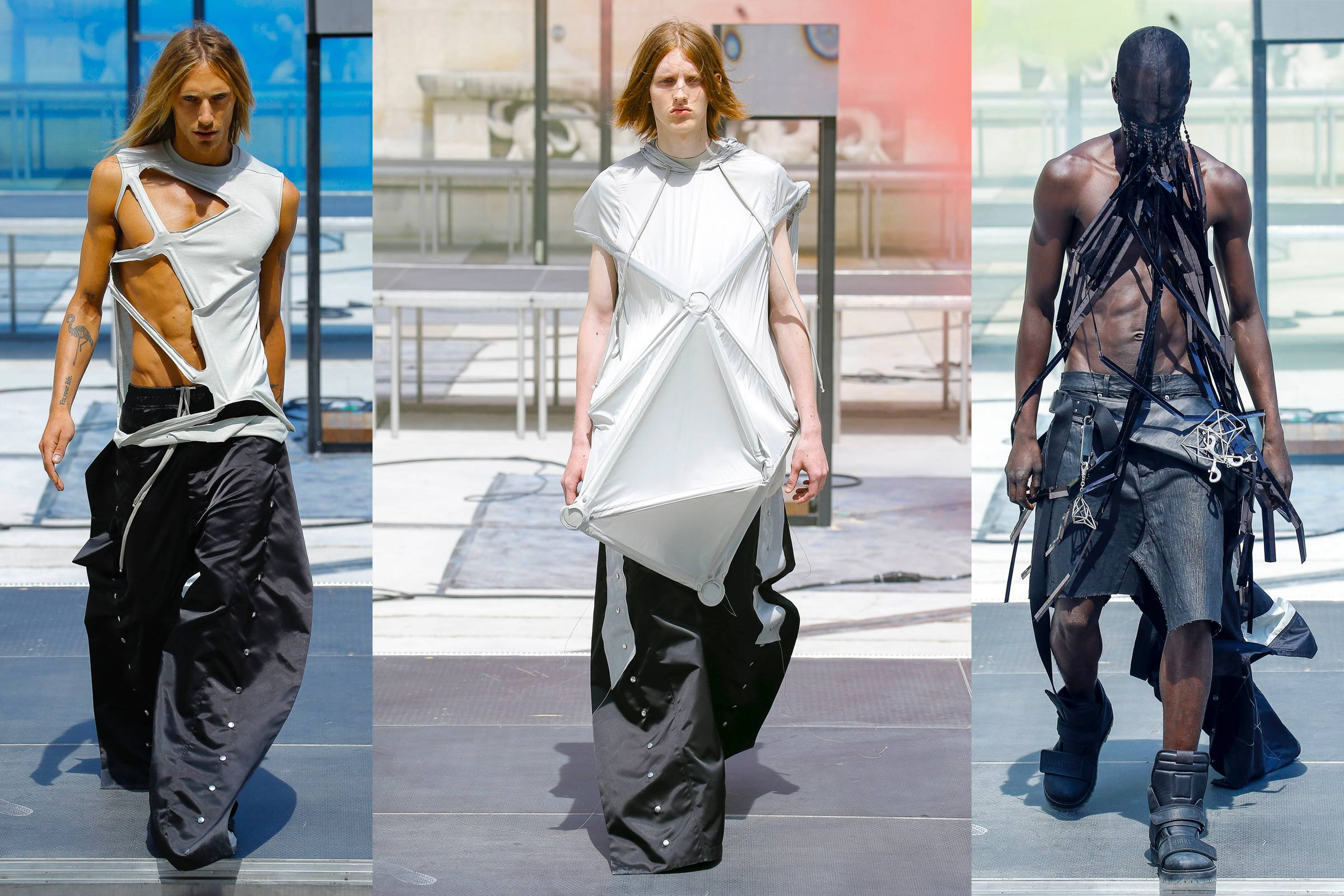Краткое руководство по авангардной моде