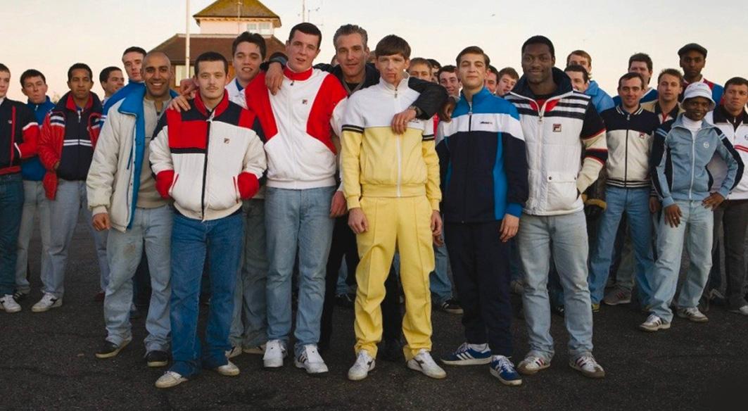 мода бренды и футбольные хулиганы