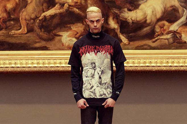 Heron Preston одежда купить в Москве