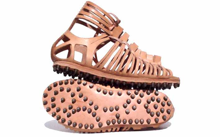 Caligae сандали - военная обувь которая изменила моду