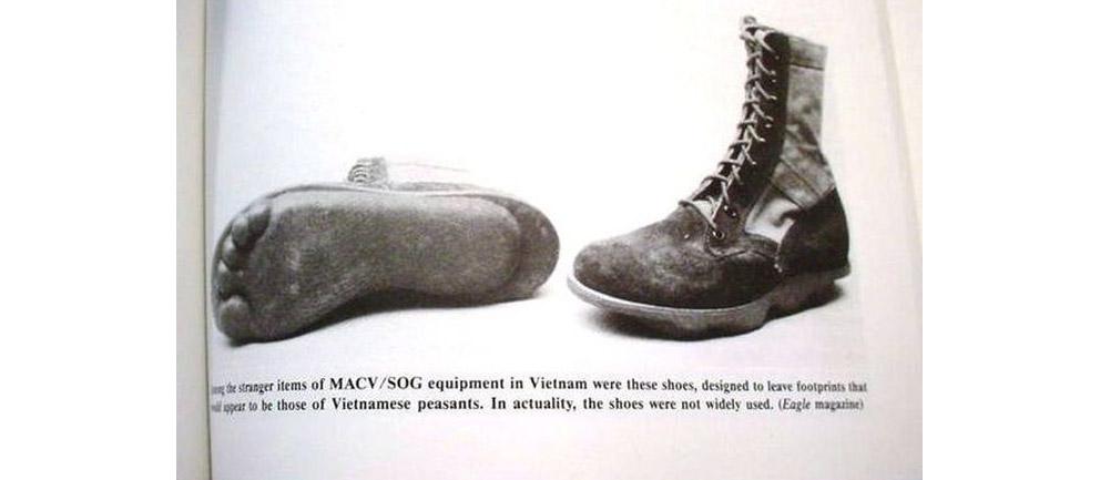 военная обувь история