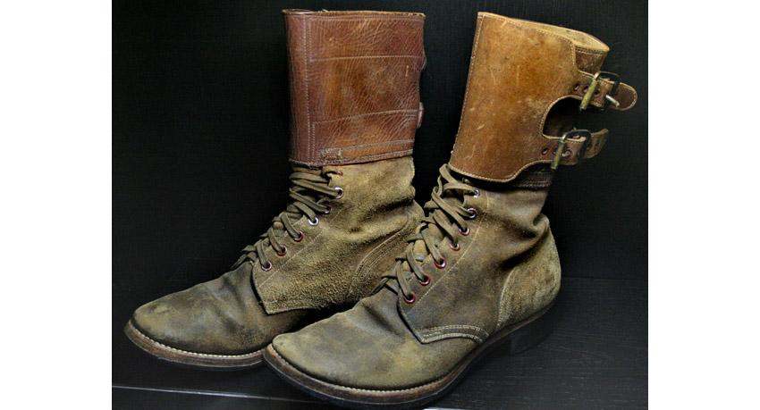 M1943 военные ботинки