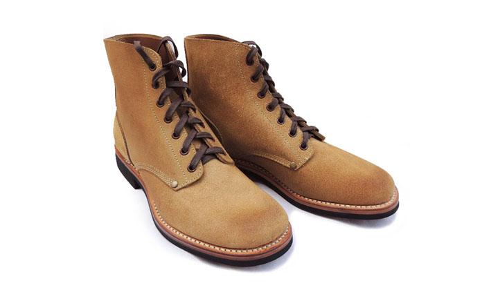 военная обувь Trench Boots