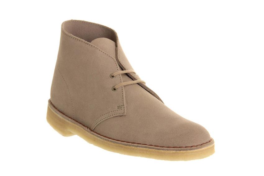 clark desert boot военные ботинки