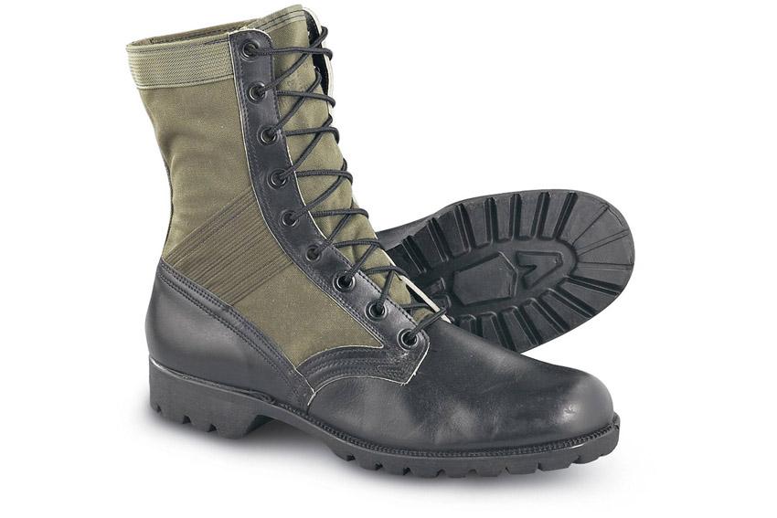 jungle boot военная обувь
