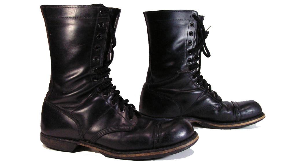 военная обувь повлиявшая на моду