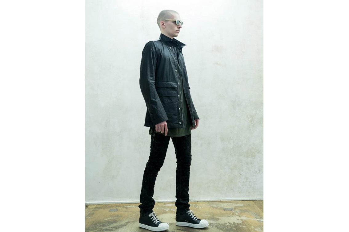 Rick Owens куртка M65