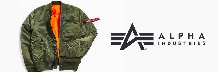 Alpha Industries - культовый бренд военной одежды
