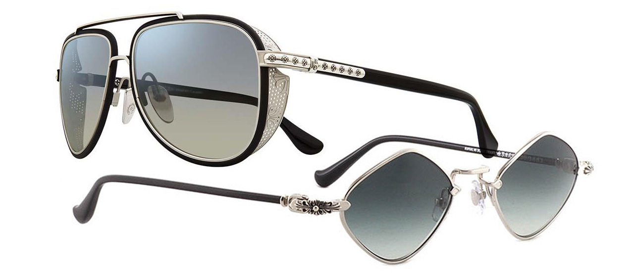 Chrome Hearts очки