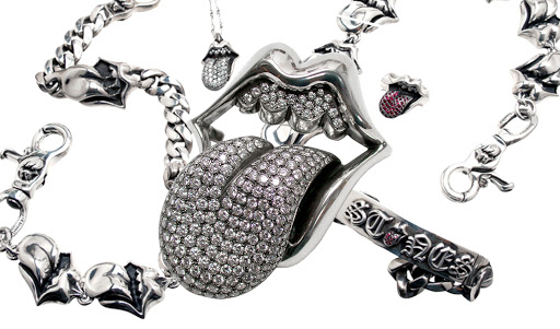 Chrome Hearts The Rolling Stones